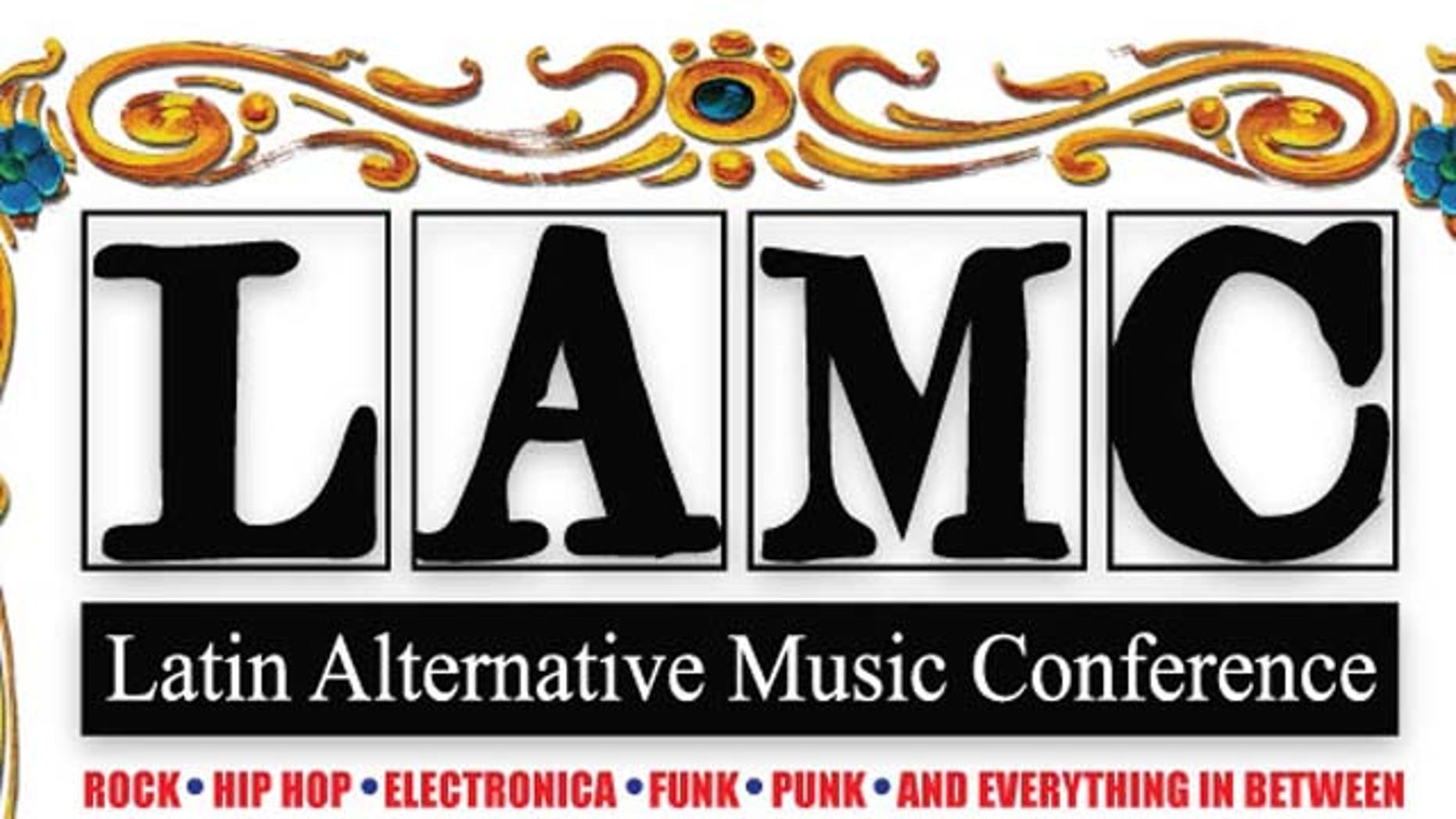 July 1, 2011: The Latin Alternative Music Conference (LAMC) runs from Wed. July, 6 until Sat. July 9, 2011. Scheduled performes include Colombian group Rita Indiana, Choc Quib Town, and Jarabe de Palo.