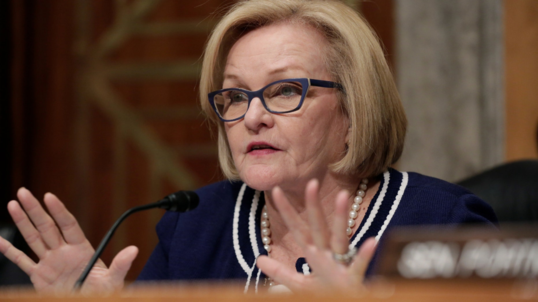 Republicans are eyeing the Missouri Senate seat, currently held by Claire McCaskill