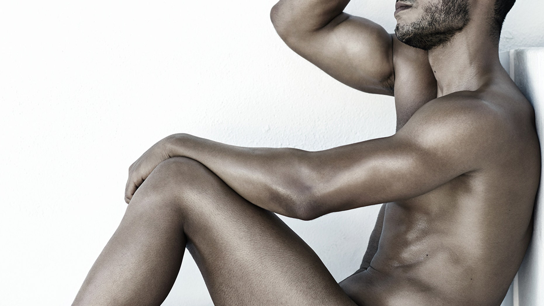 A clothing company used naked men in its ads but many are saying they're sexist