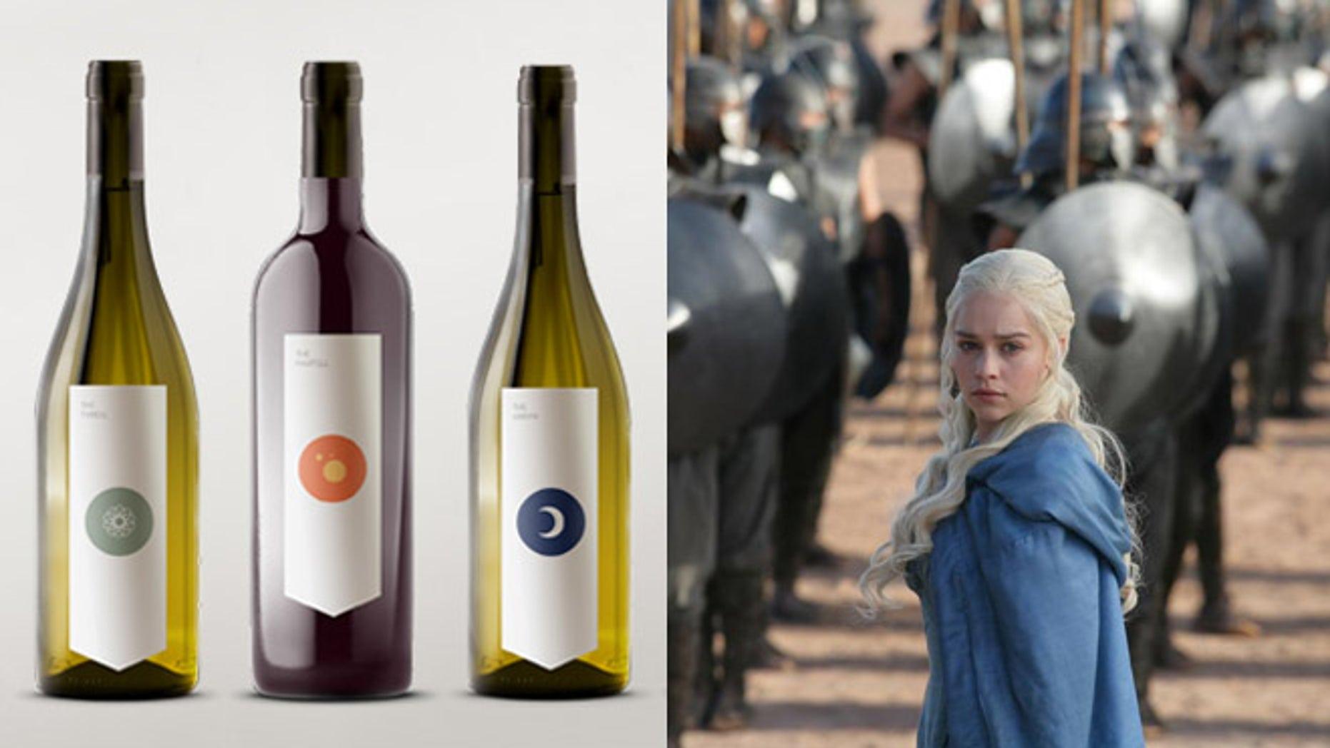 Drink like a Targaryen.