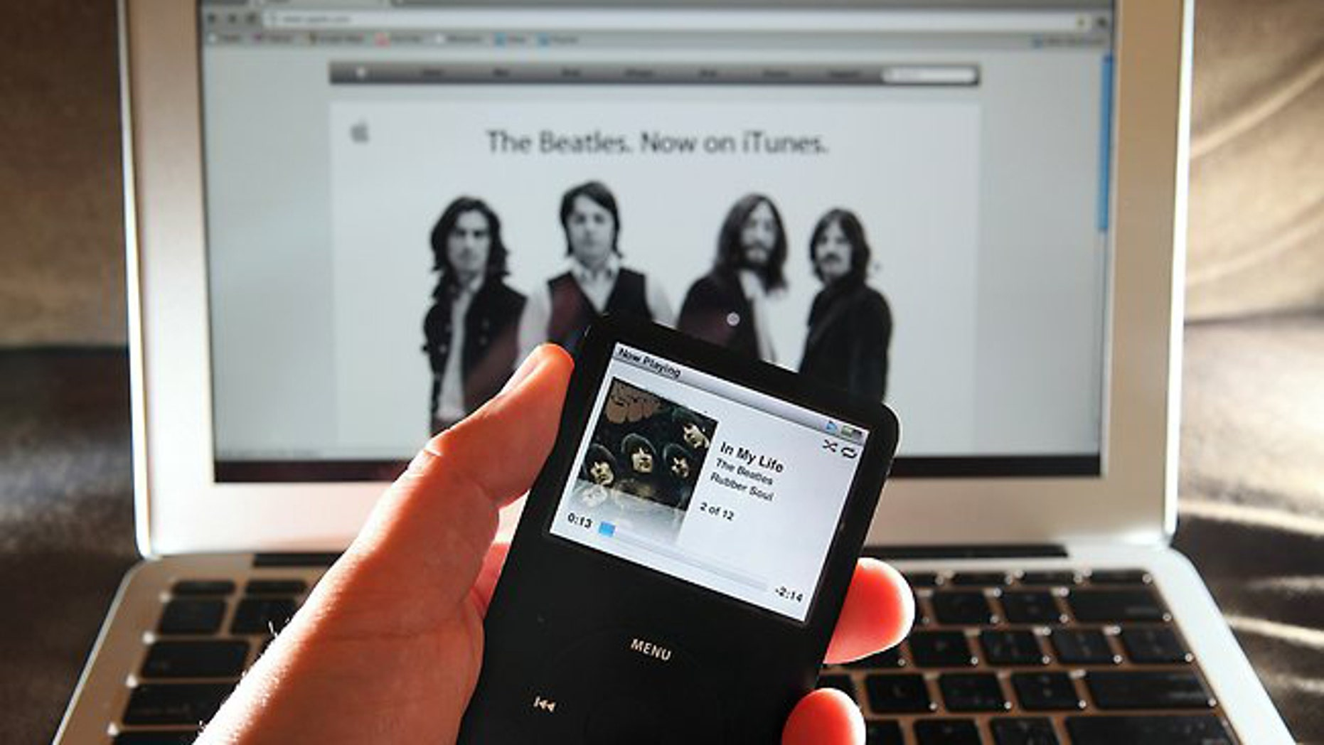 What happens to your iTunes collection after you die?