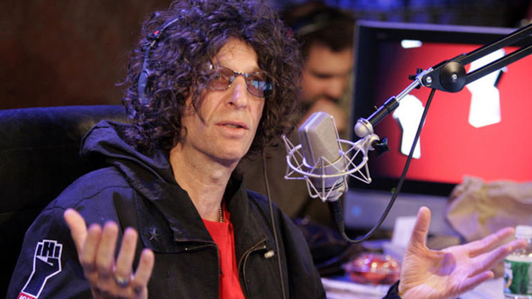 Watch Howard Stern Makes His Debut on Americas Got Talent video