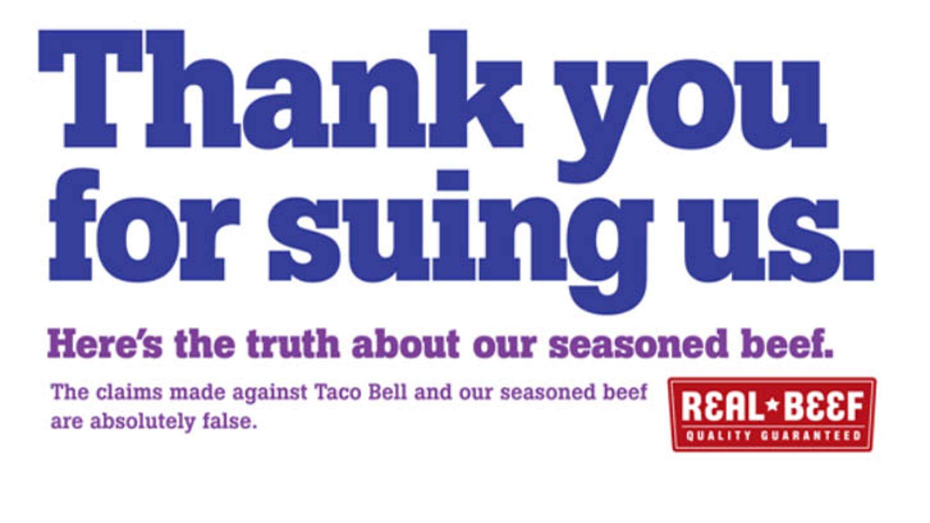 Courtesy: Taco Bell