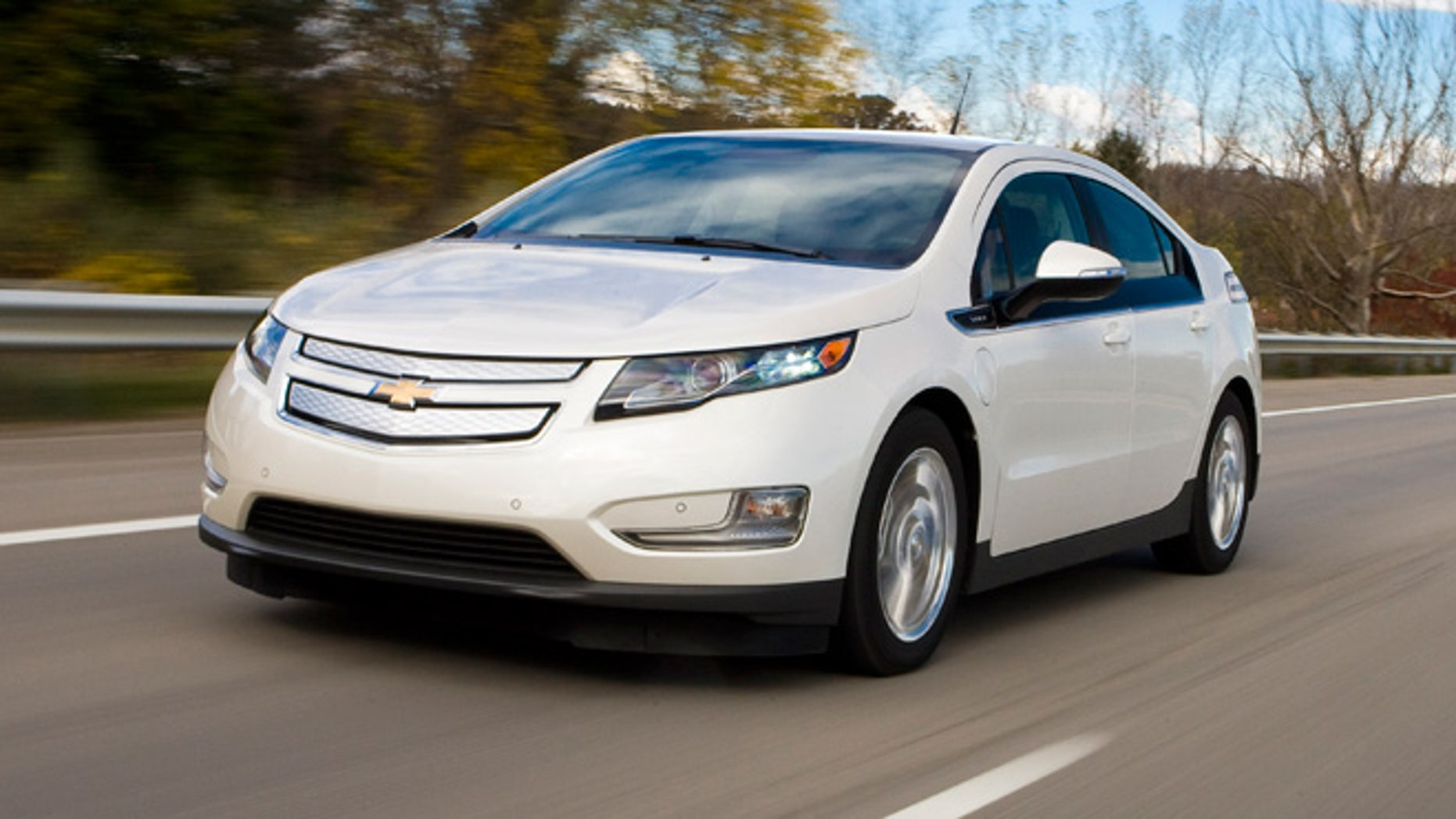 Chevy Volt Named Most Satisfying Car In Consumer Reports Survey