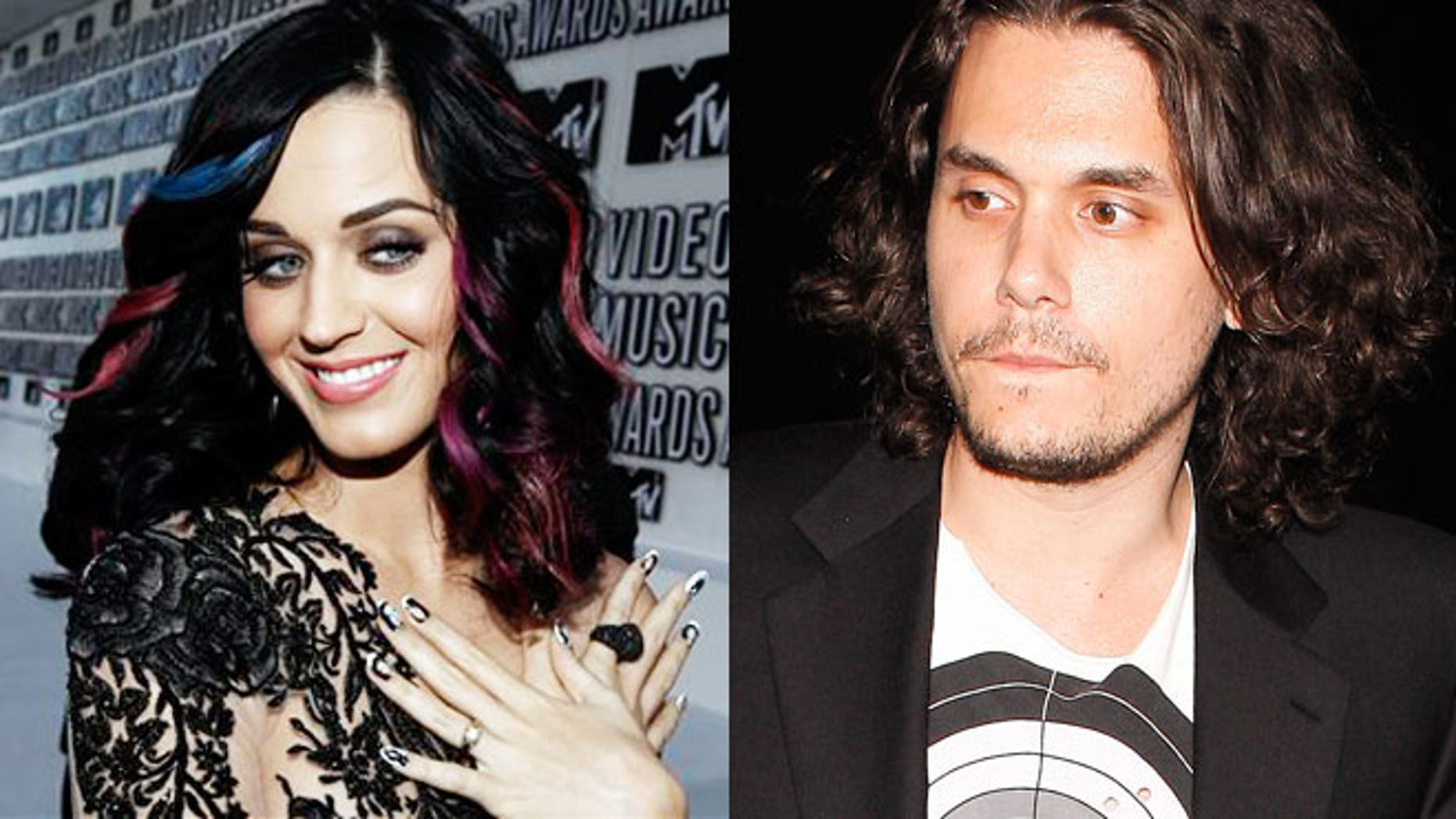 Are Katy Perry and John Mayer an item?
