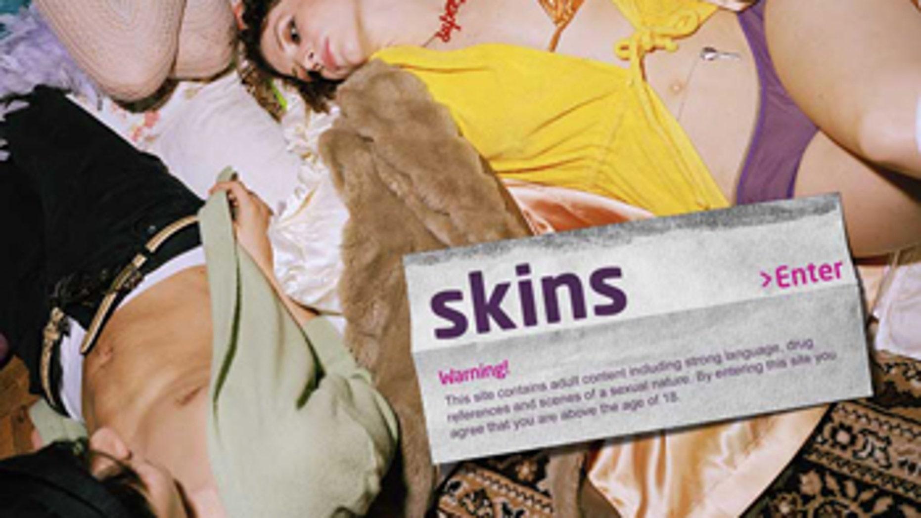 Promotional image for MTV's 'Skins.' (MTV)