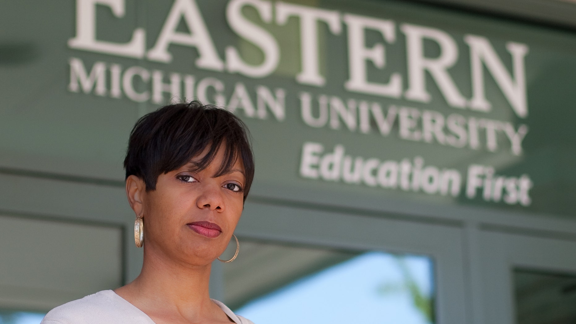 In July, a federal judge dismissed the lawsuit of Julea Ward, seen here, against Eastern Michigan University (EMU) after the school successfully contended she violated school policy and the American Counseling Association's code of ethics, which forbids counselors from discrimination in clinical practice.
