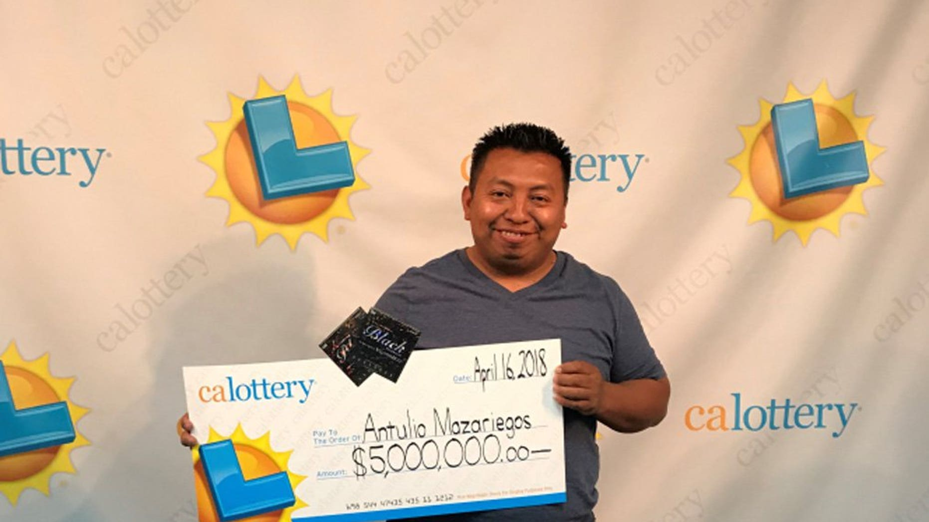California lottery prizes left on scratch