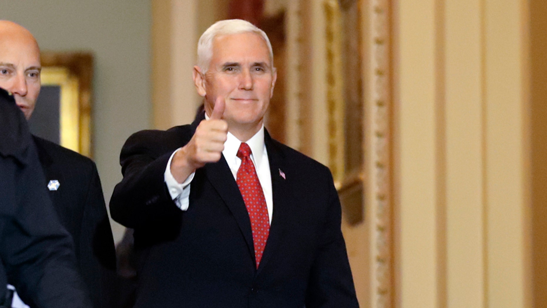 Vice President Mike Pence will lead the U.S. delegation for the 2018 Winter Olympics in Pyeongchang, South Korea next month.