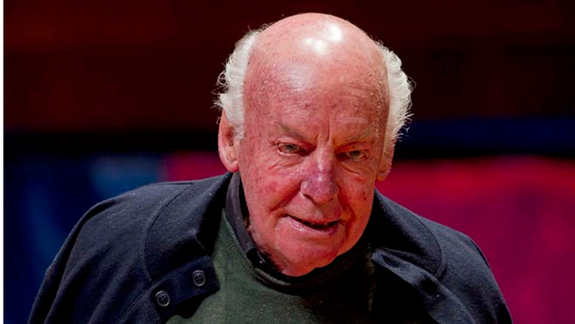 Eduardo Galeano in a Nov. 5, 2012 file photo.