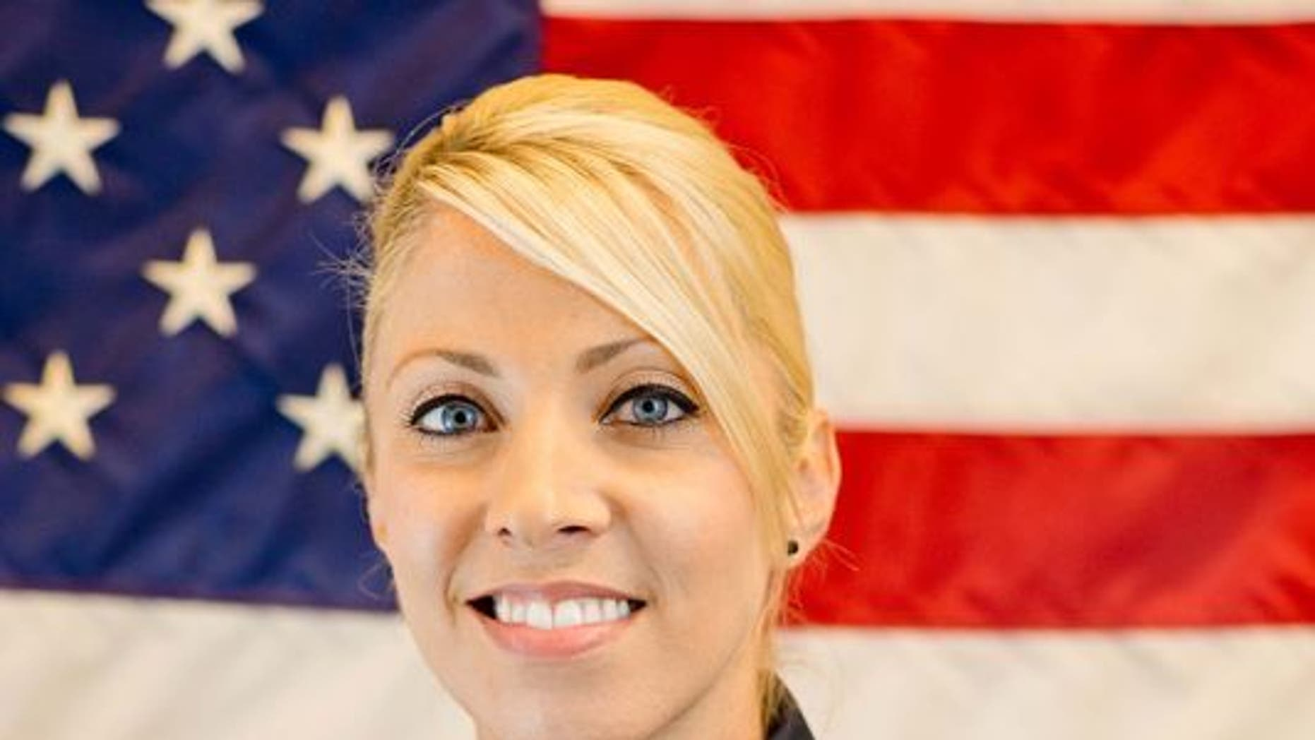 Det. Elise Ybarra died in a crash on Sunday.