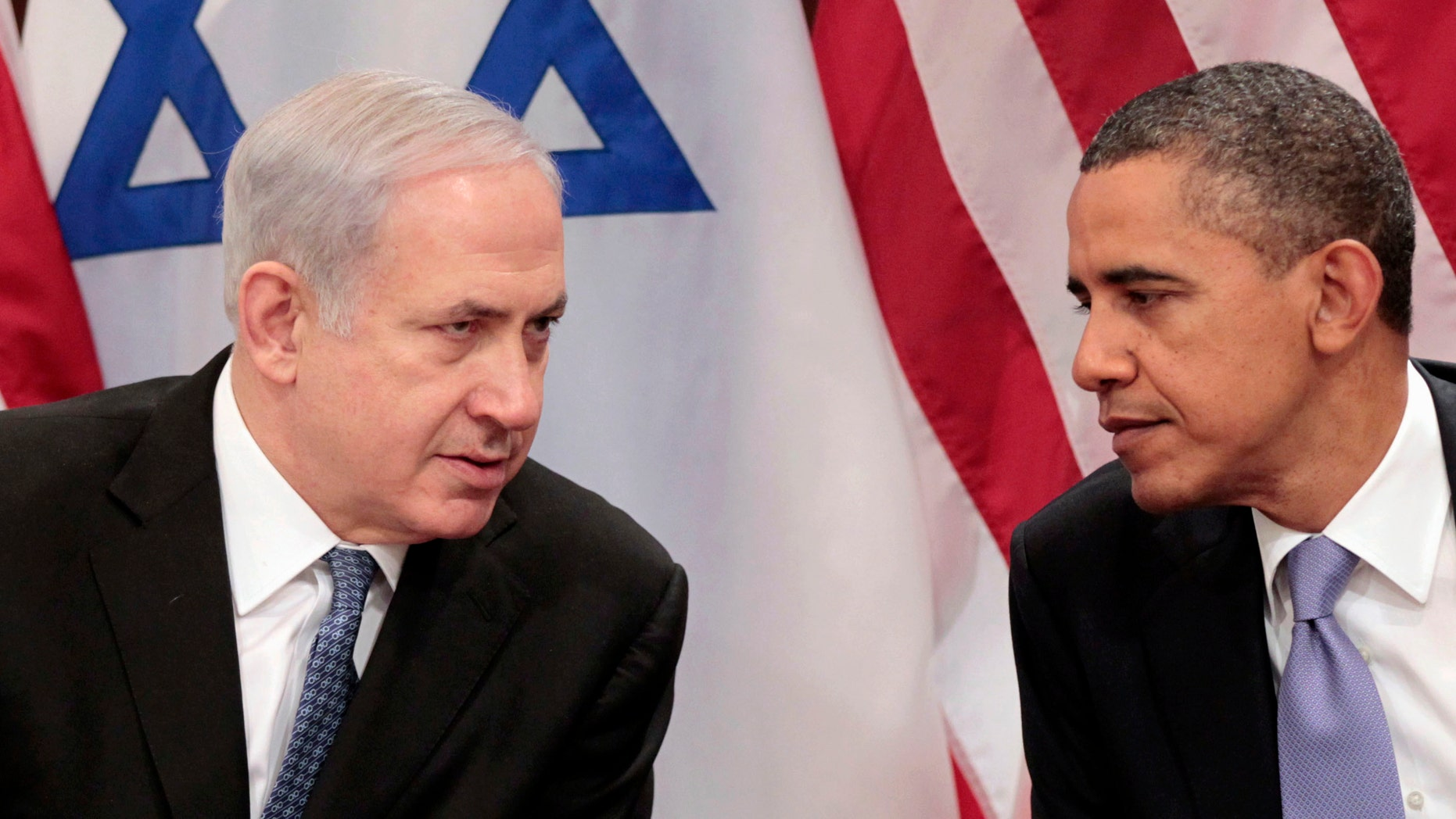 Obama and Netanyahu have a frosty relationship, but meddling in each other's elections doesn't seem to work. (AP)