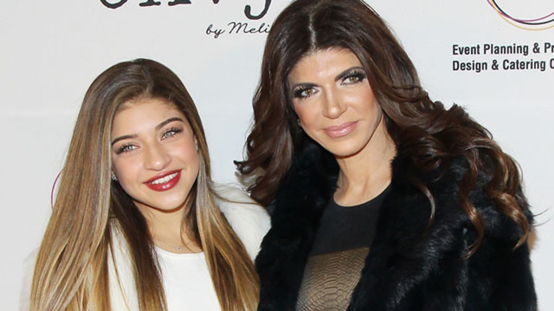Teresa Giudice's 17-year-old daughter Gia broke her silence Friday on her father Joe's deportation ruling.