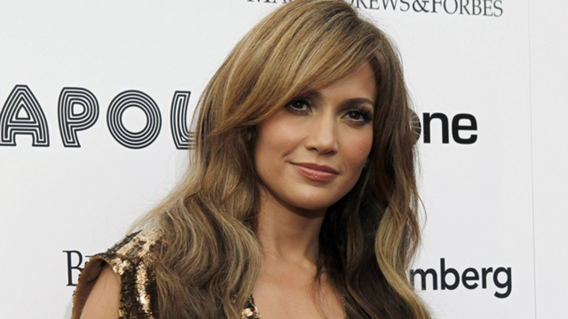 Jennifer Lopez is famous for her pear-shaped body.