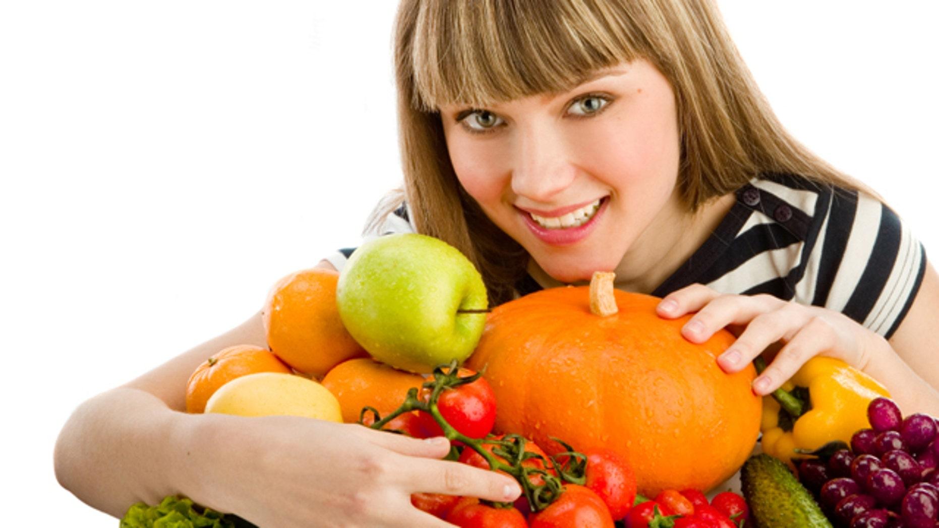 benefits of eating vegetarian