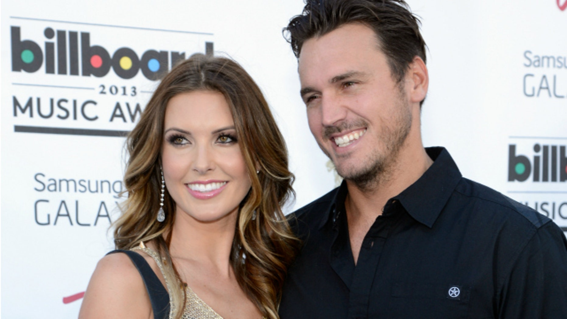 "Corey Bohan, right, doesn't want his estranged wife Audrina Patridge, left, to ""exploit"" their daughter on ""The Hills"" reboot."
