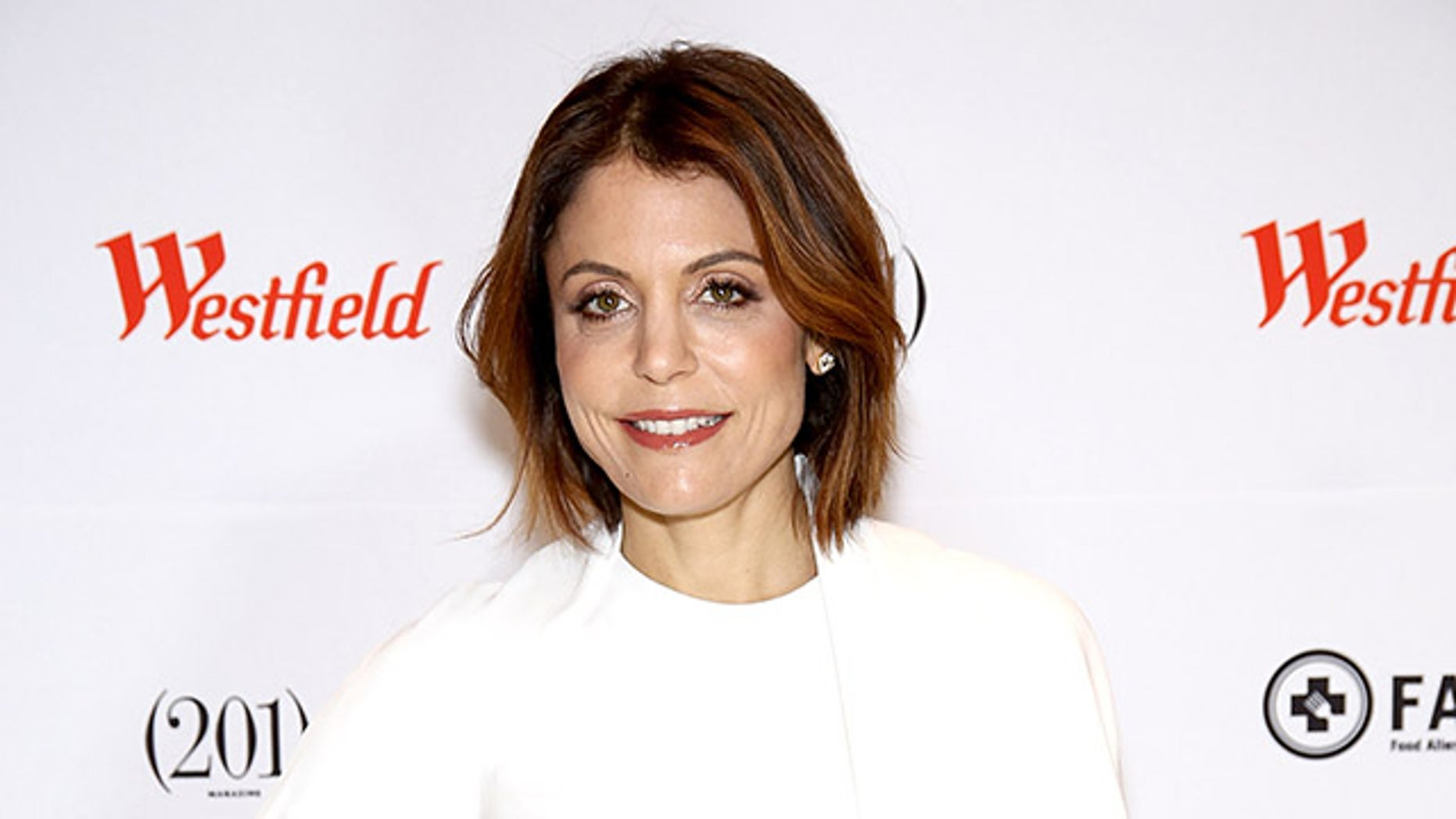 December 3, 2015.  Bethenny Frankel attends Cocktails & Couture At Westfield Garden State Plaza in New Jersey.