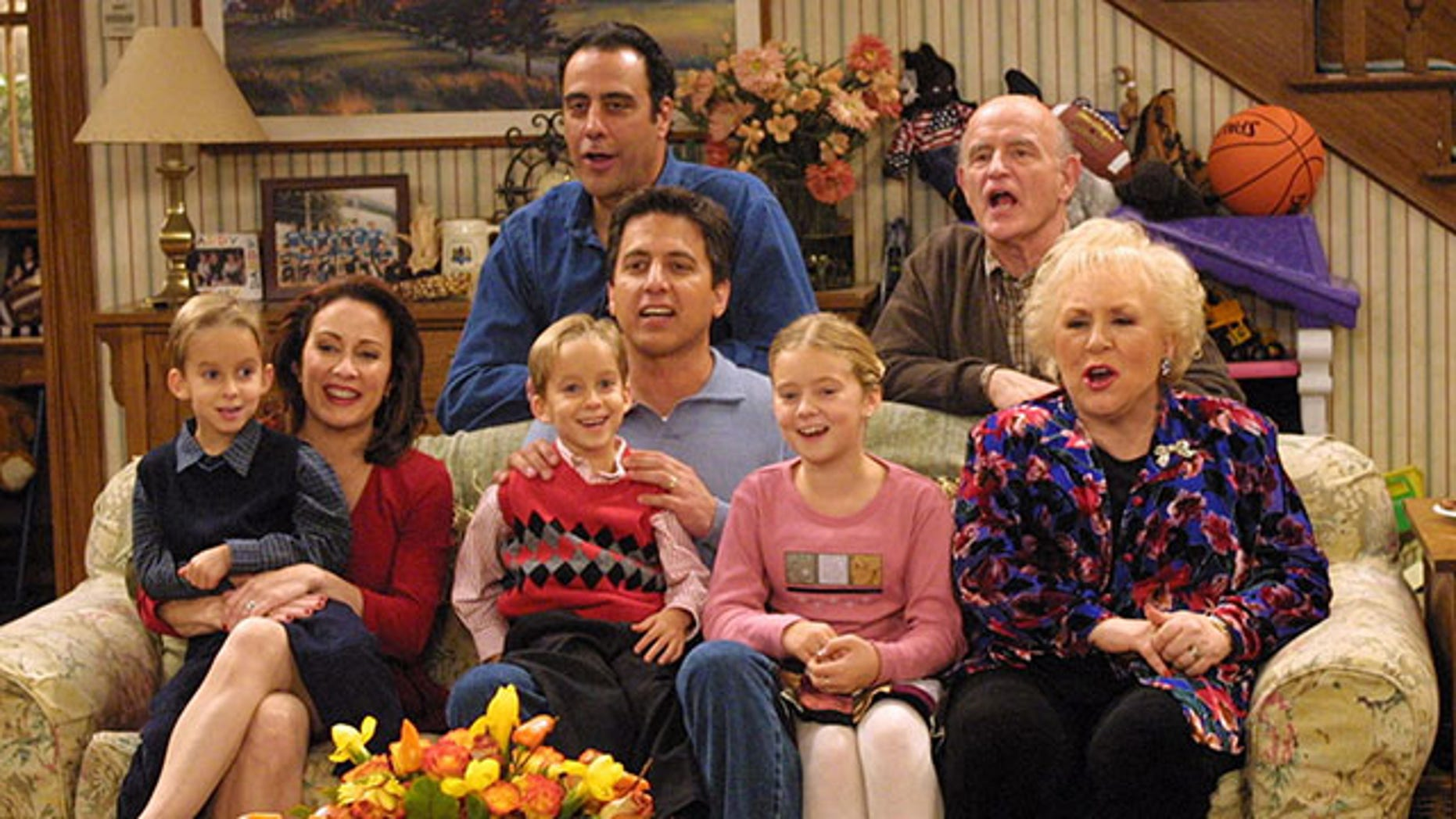 The cast of 'Everybody Loves Raymond.""