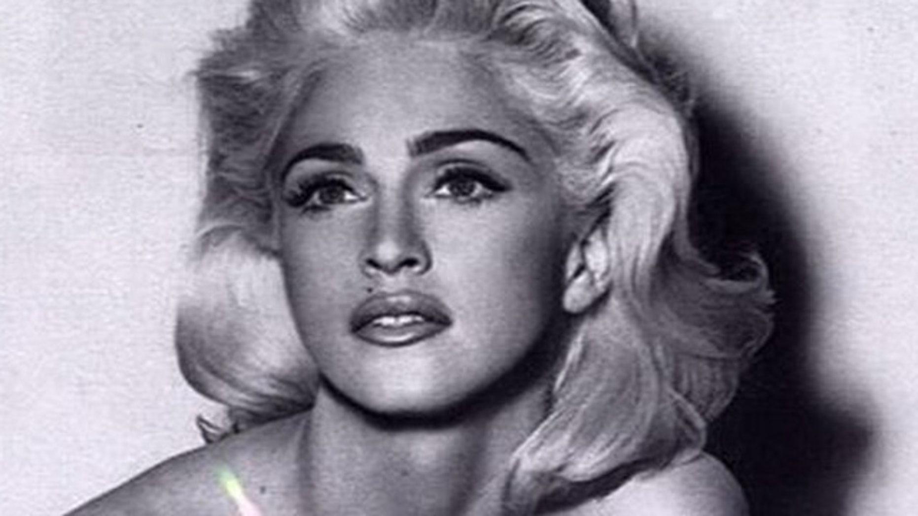Madonna nude Nude Photos 72