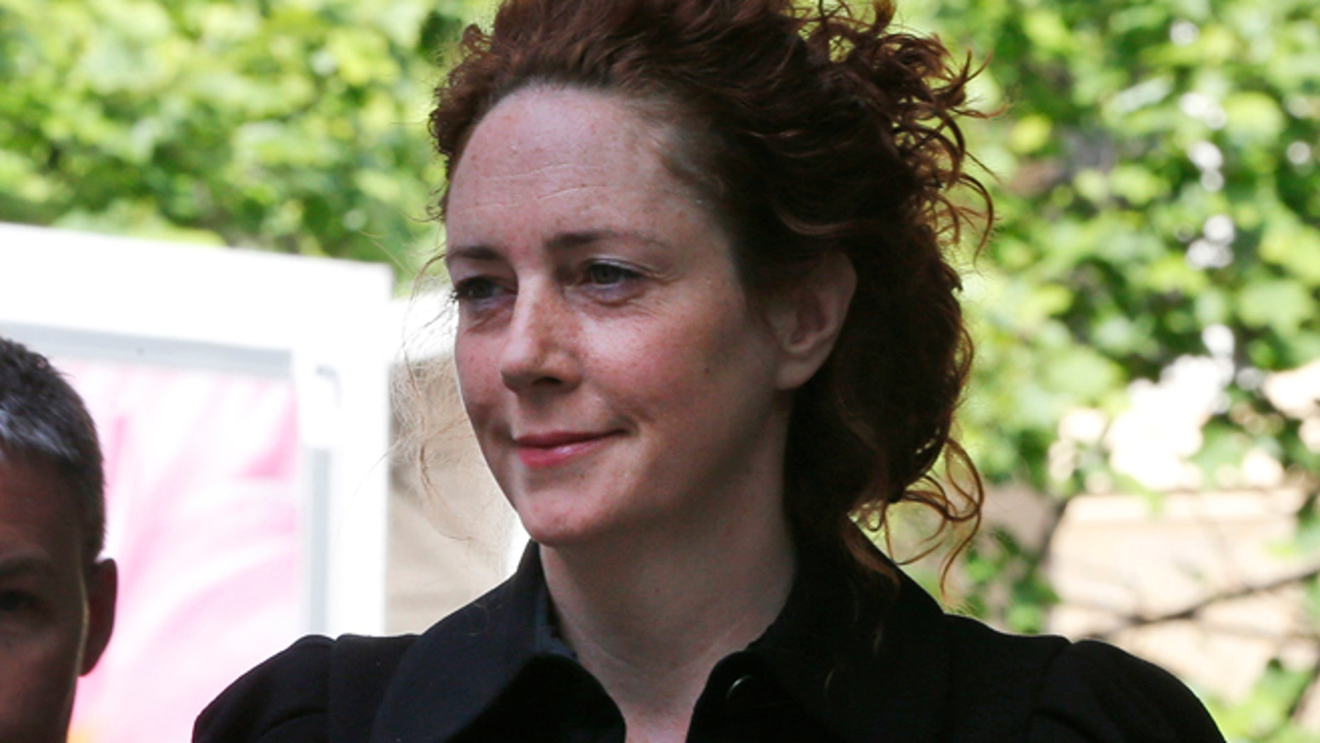 June 5, 2013: Former News International chief executive Rebekah Brooks arrives at a court in London.