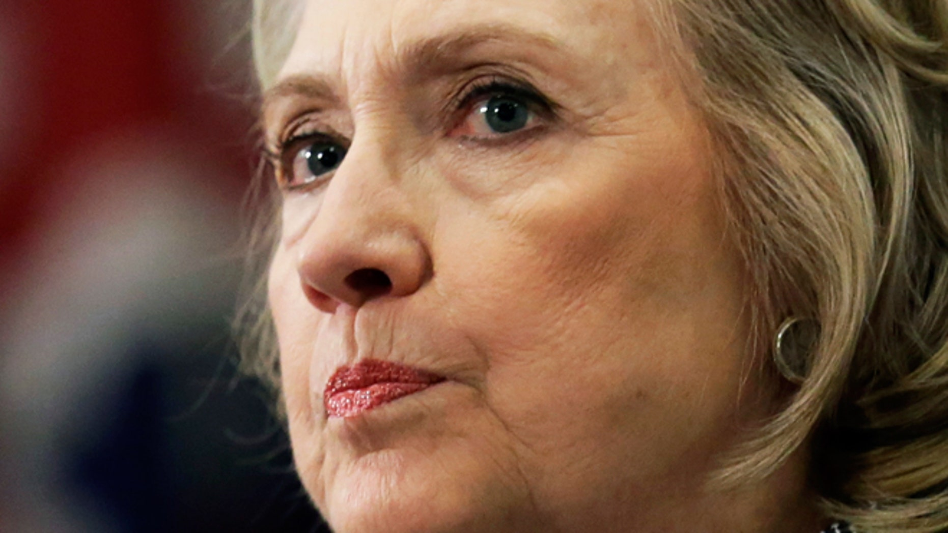 """March 10, 2015: Hillary Rodham Clinton answers questions at a news conference at the United Nations.  Clinton conceded that she should have used a government email to conduct business as secretary of state, saying her decision was simply a matter of """"convenience."""""""