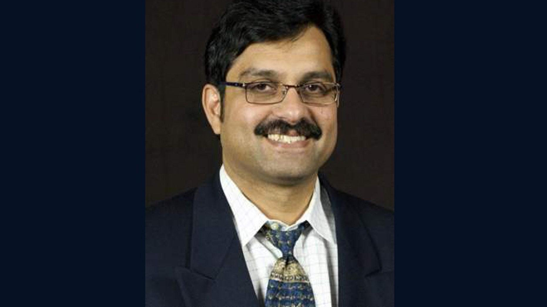 Dr. Mehdi Ali Qamar