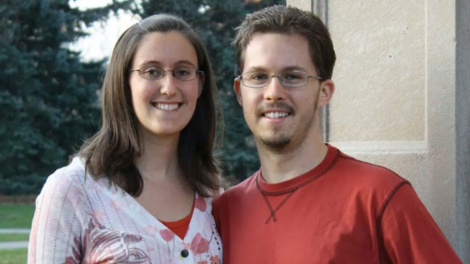 Christi and Andy Toth, 27 and 29 respectively, spent their fifth wedding anniversary in the hospital following Andy's heart transplant surgery.