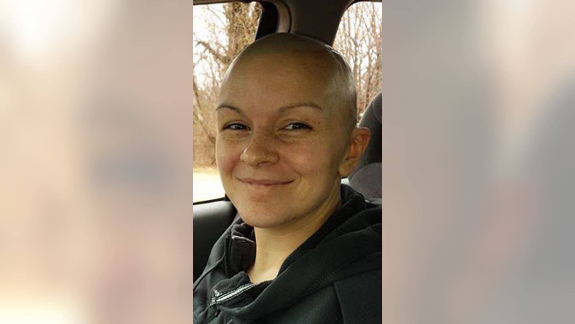 Elizabeth Marek, of Illinois, was diagnosed with gliobastoma (GBM), an aggressive form of brain cancer, 24 weeks into her second pregnancy.