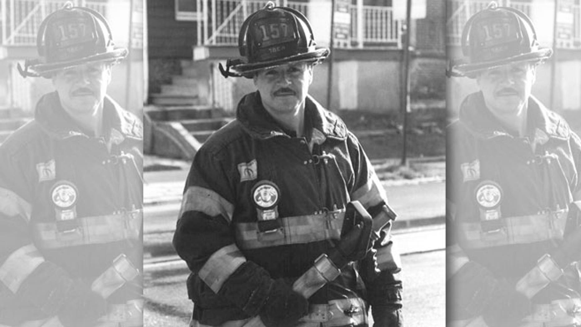FDNY firefighter Jimmy Martinez, 54, was diagnosed with multiple myeloma in 2013. Now, the 9/11 first-responder is searching for a donor match for a much-needed bone marrow transplant. COURTESY: Martinez Family