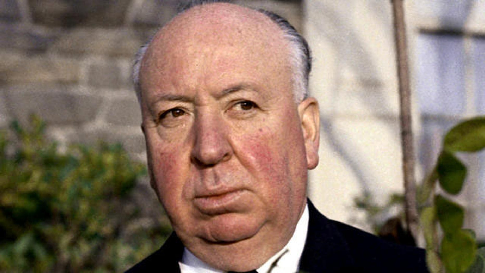 Alfred Hitchcock, seen here in 1964 (AP)
