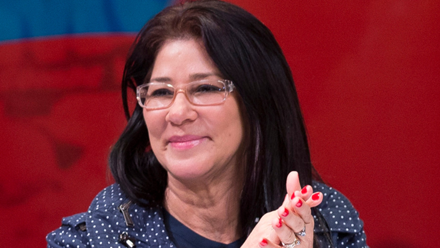 Venezuelan First Lady Cilia Flores(AP Photo/John Minchillo, File)