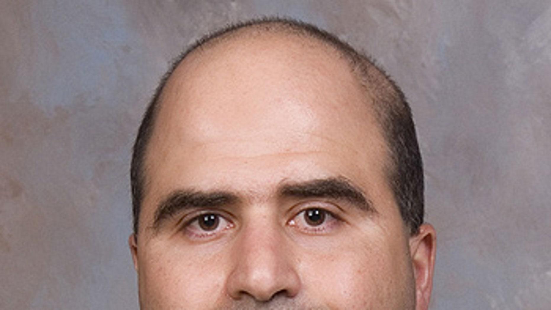 Nidal Malik Hasan in 2007