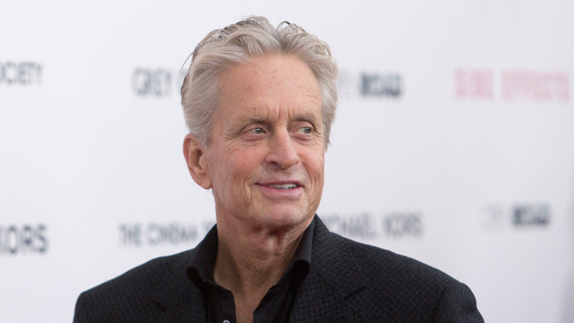 """Actor Michael Douglas attends the premiere of the film """"Side Effects"""" in New York January 31, 2013. REUTERS/Andrew Kelly (UNITED STATES - Tags: ENTERTAINMENT) - RTR3D7K3"""