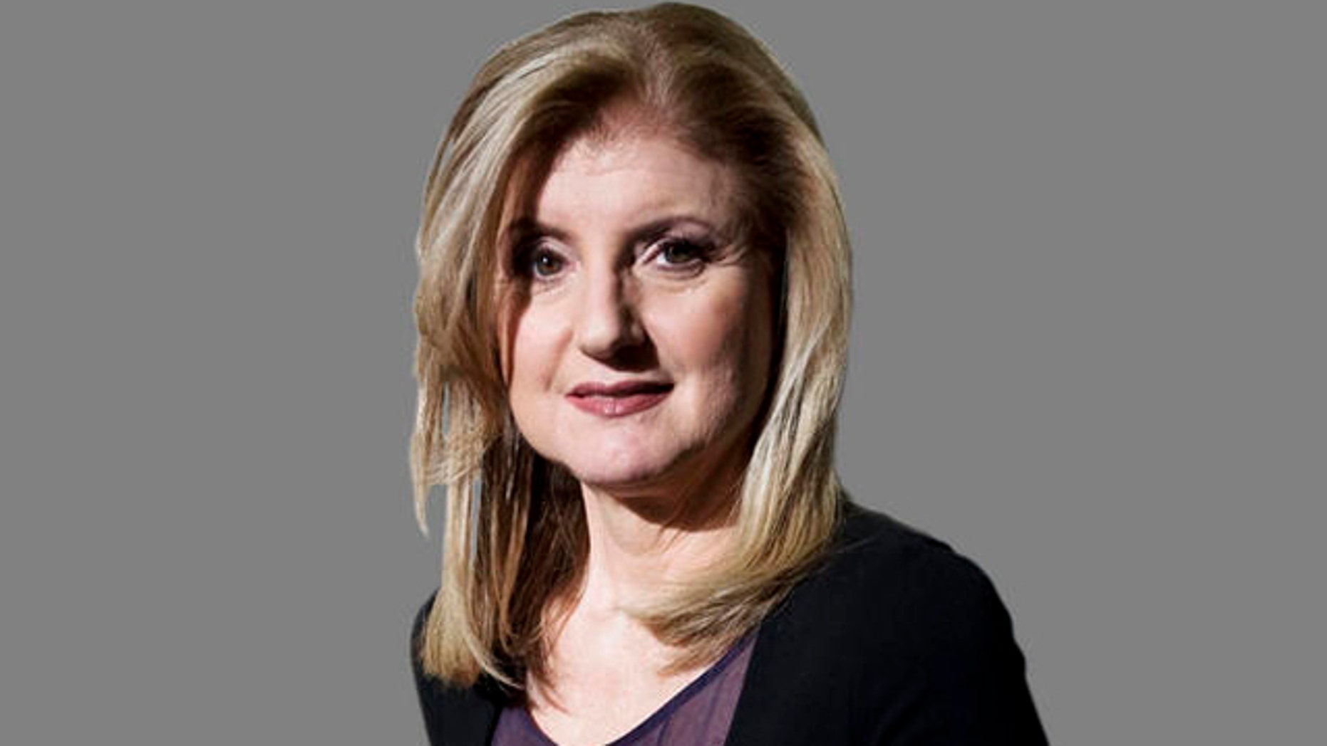 """Nov. 29, 2010: Arianna Huffington, author, syndicated columnist and co-founder and editor-in-chief of the """"The Huffington Post, poses in Toronto."""