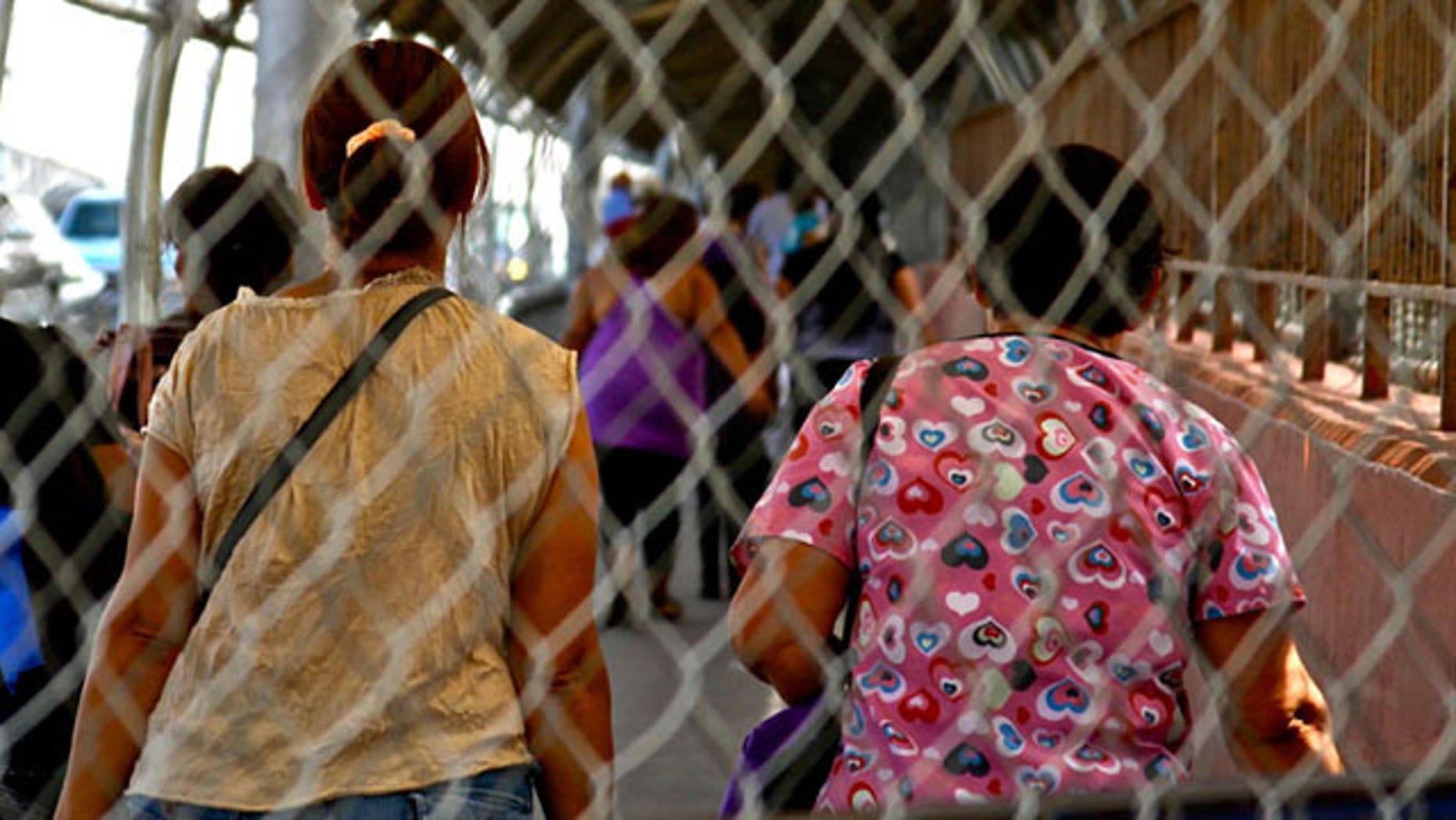 Asylum in U.S. is not easily granted.