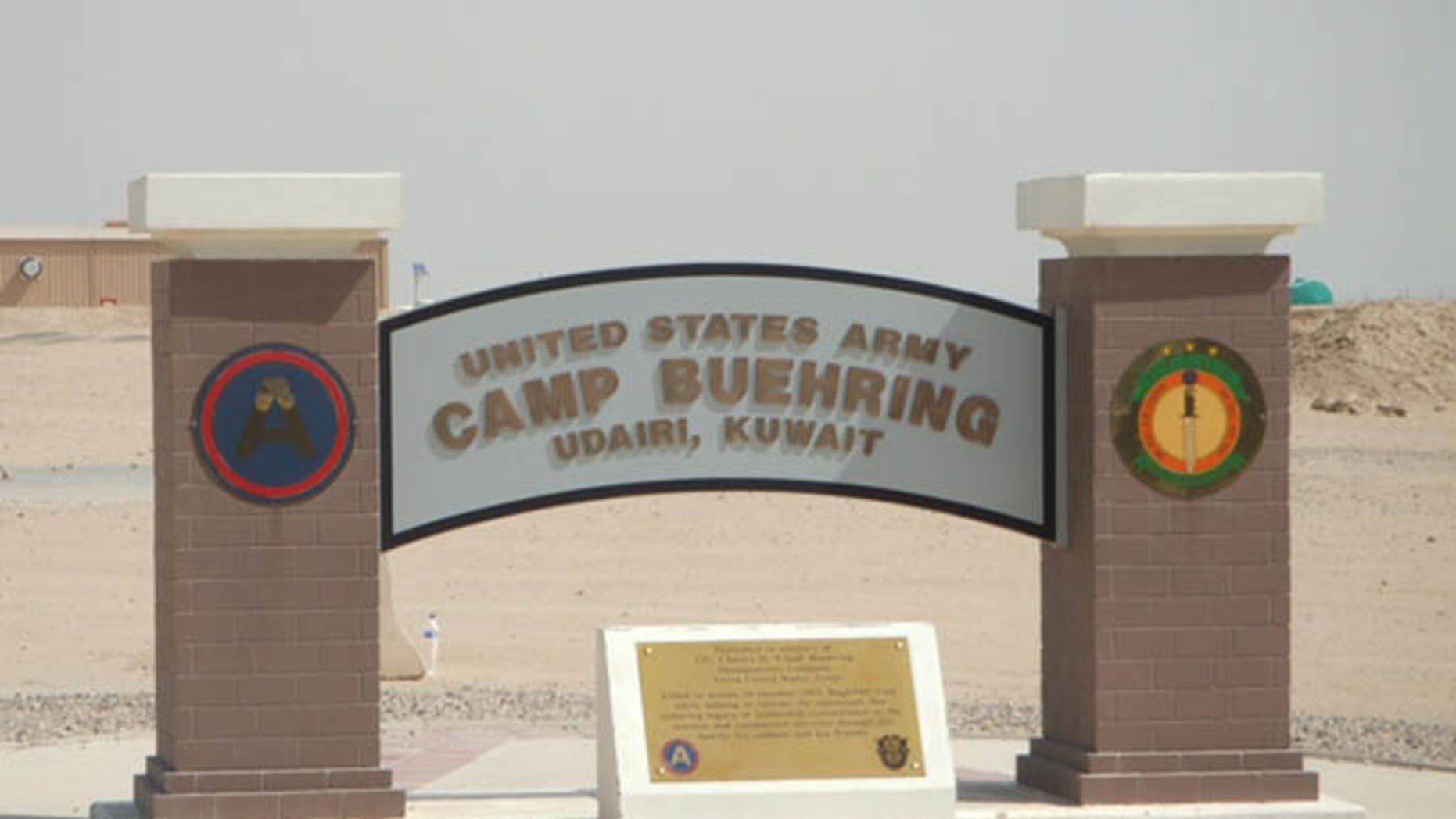 More than 100 American citizens have been trapped on two U.S. Army bases in Kuwait for months because of a contract dispute. (Wikipedia/public domain)
