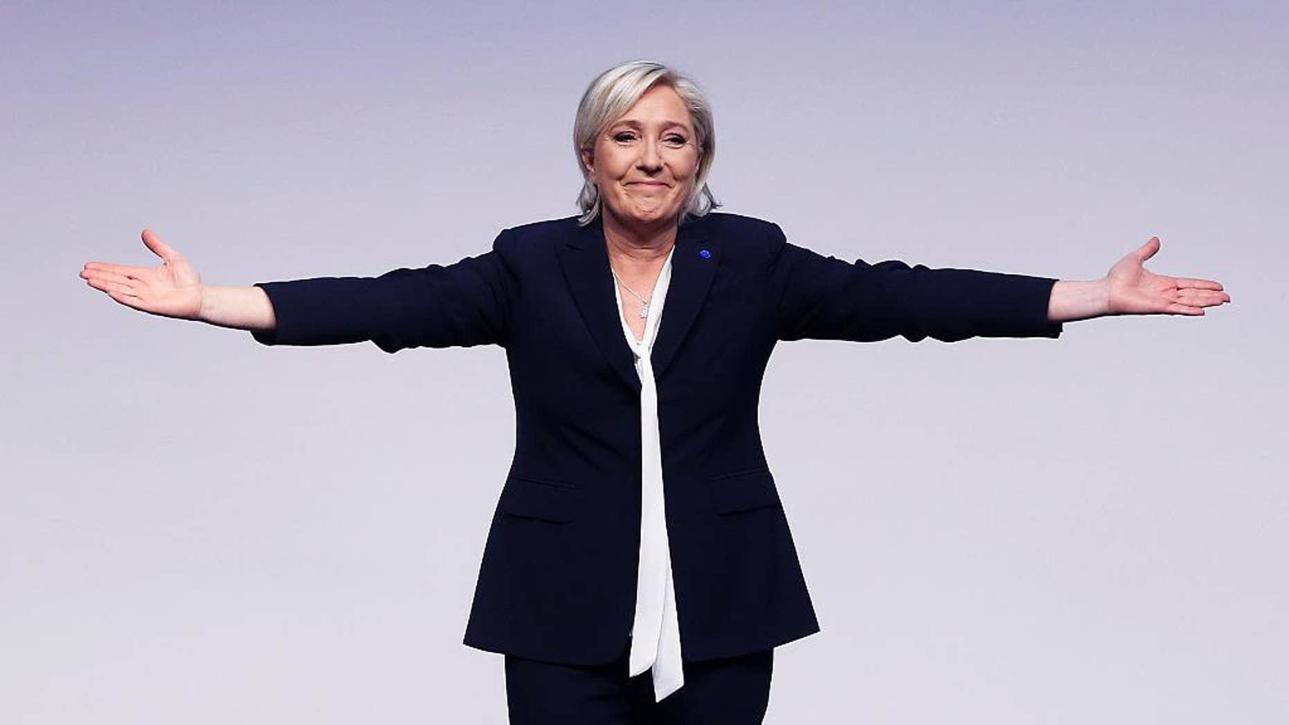 Marine Le Pen Election