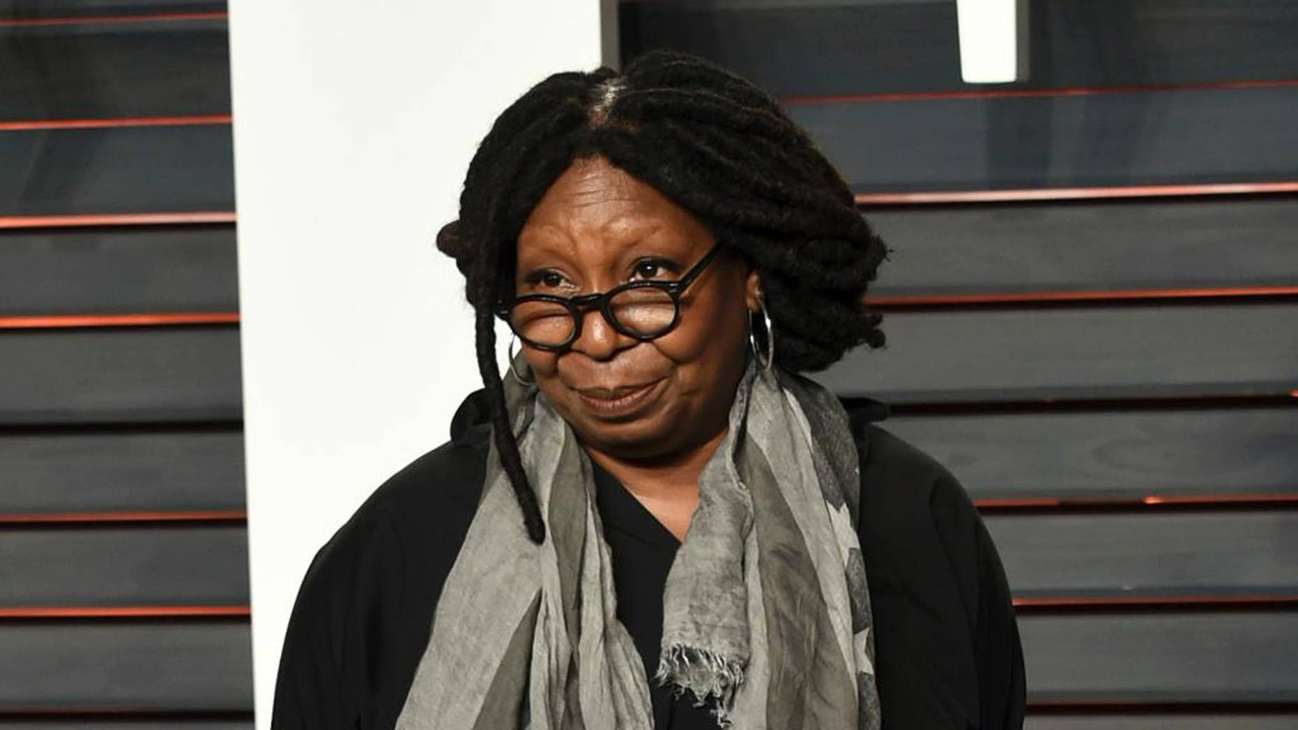 Whoopi Goldberg is in an online feud with a North Carolina commissioner.