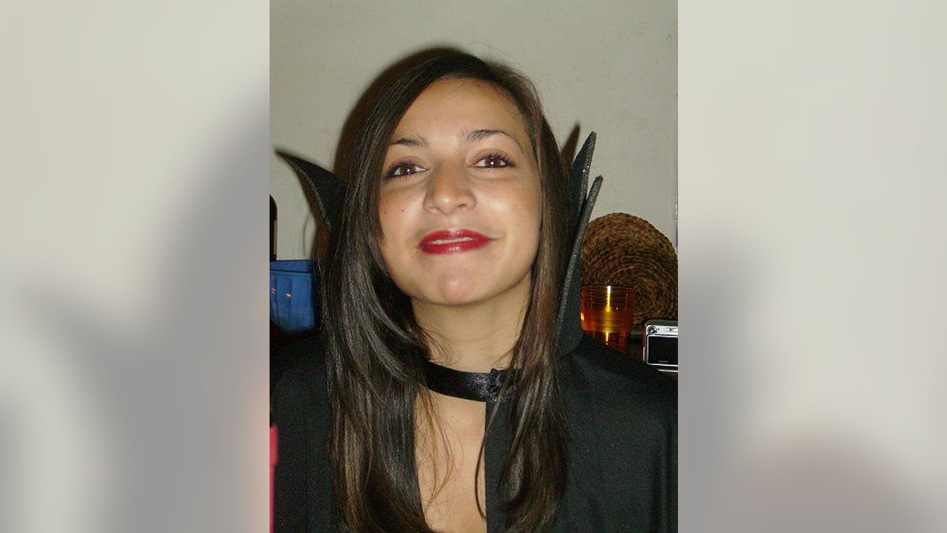 21-year-old murdered British university student Meredith Kercher