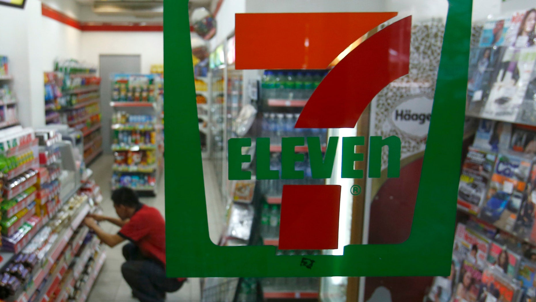 FILE: A California 7-Eleven plays classical music to keep out panhandlers.