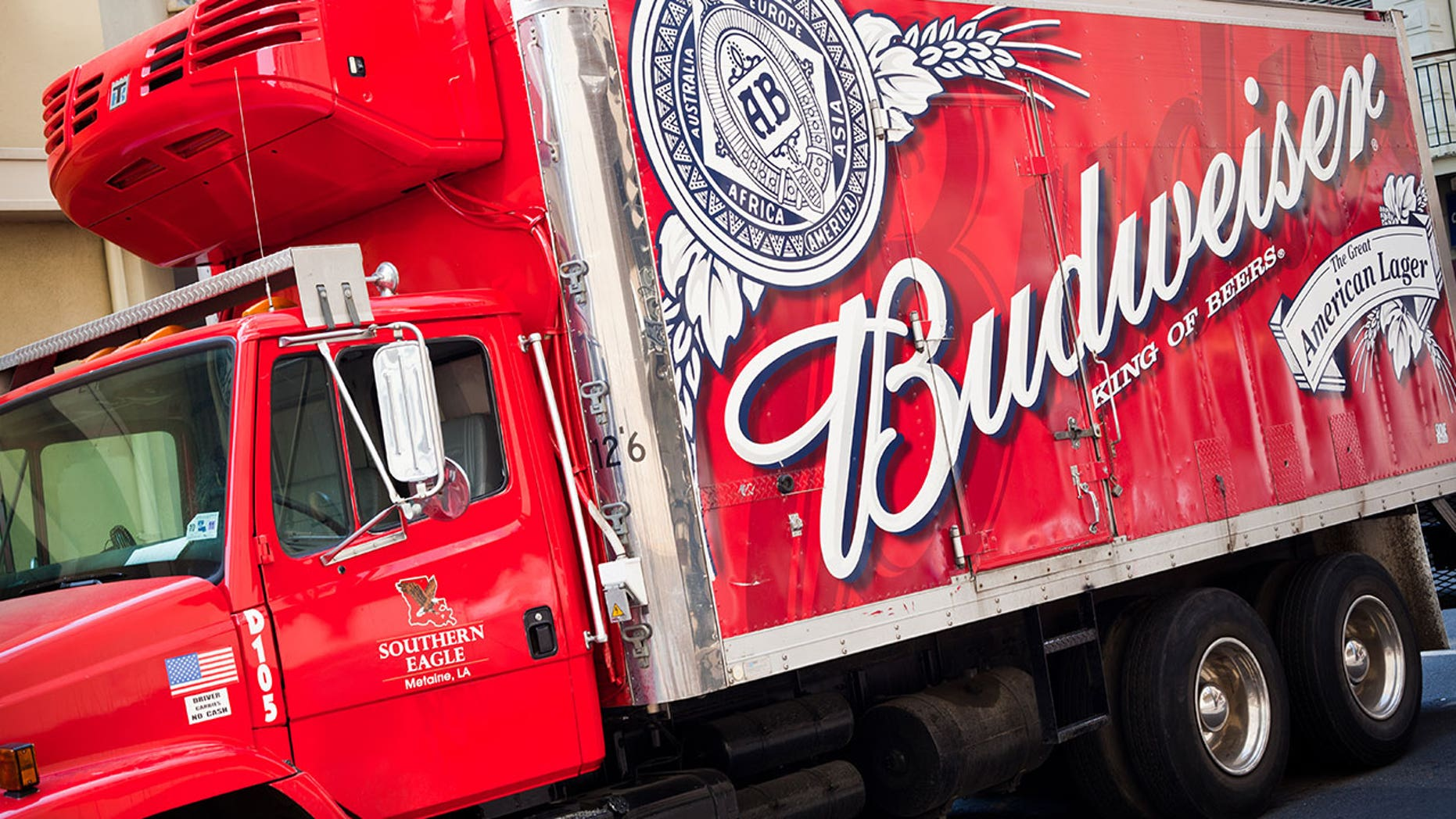 Counterfeit Budweiser beer operation in China shut down
