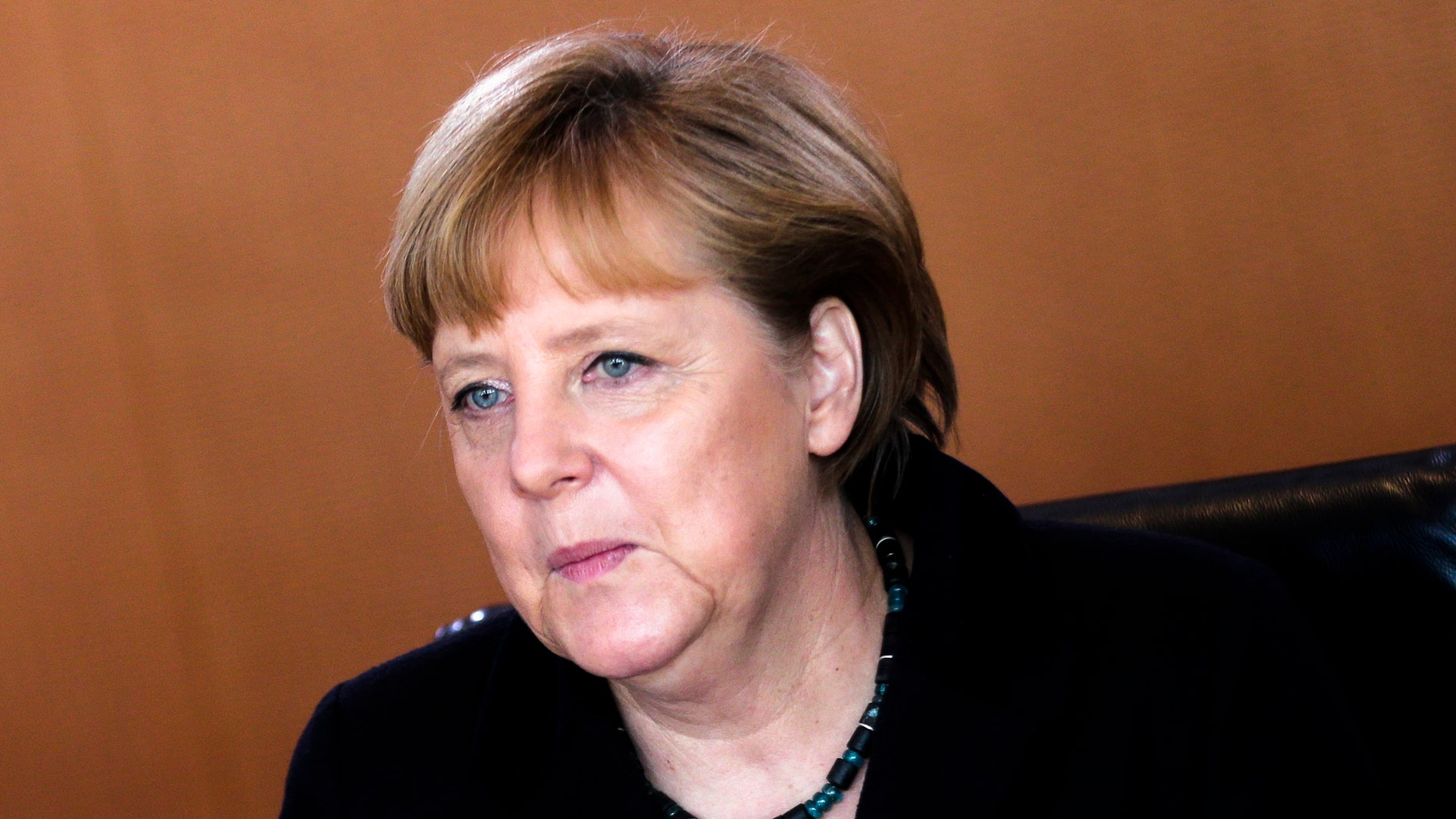 German Chancellor Angela Merkel is under fire for welcoming nearly 1 million refugees. (AP file photo)