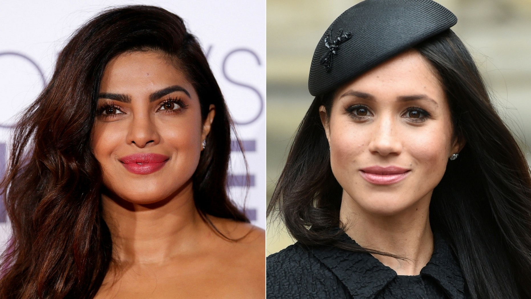 "Priyanka Chopra said Meghan Markle was ""born to be a global influencer."""