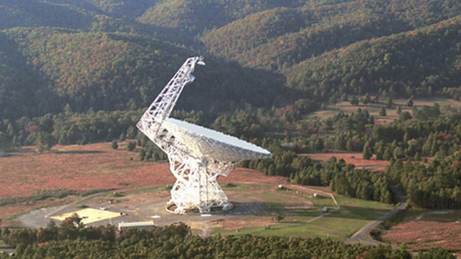 The Robert C. Byrd Green Bank Telescope in West Virginia, the largest steerable radio telescope in the world, is observing 86 planetary systems that may contain Earth-like planets in hopes of detecting signals from intelligent civilizations