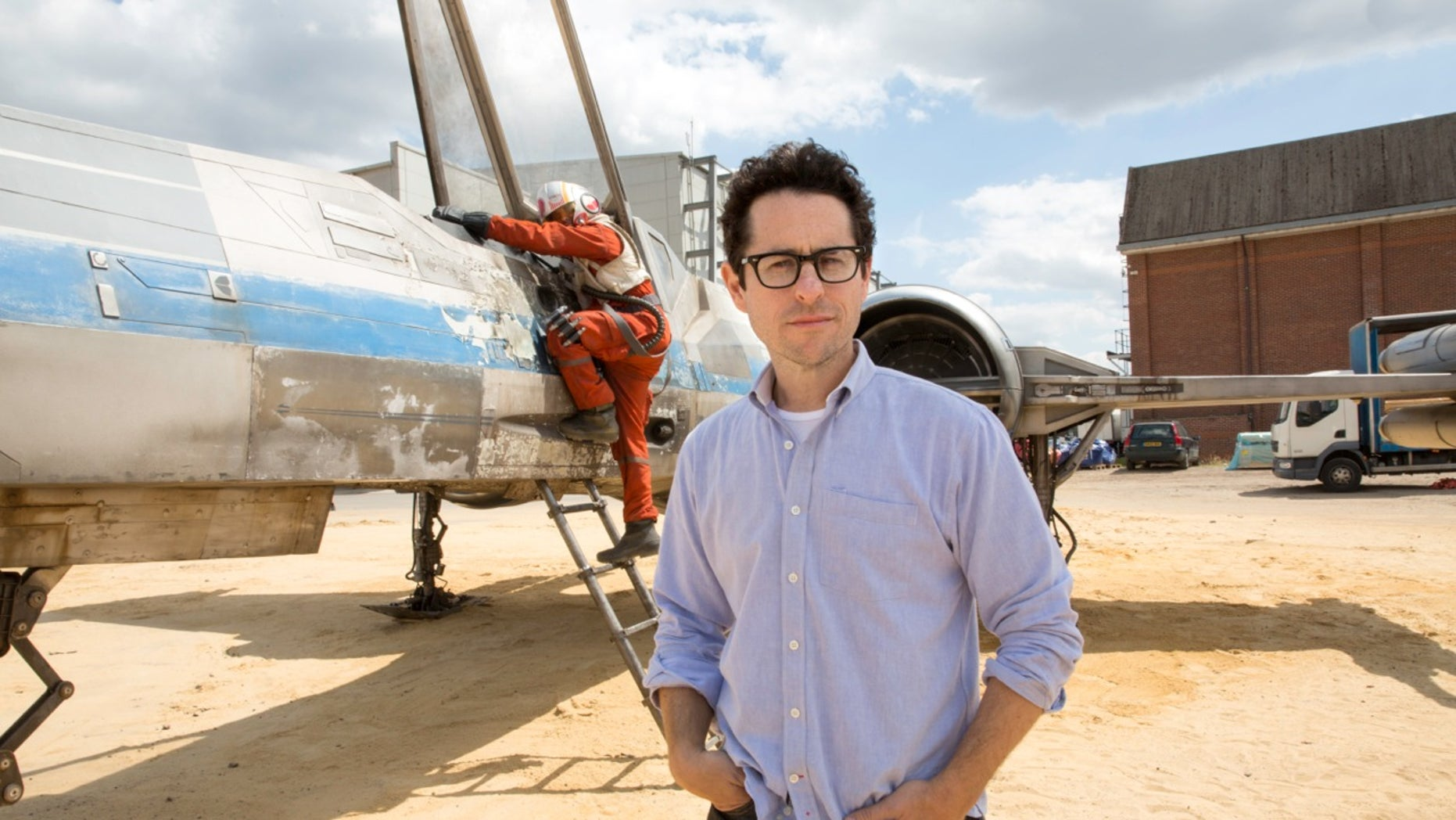 J.J. Abrams and Star Wars