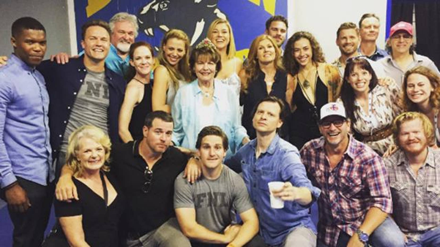 "The cast of ""Friday Night Lights"" reunited for their 10-year anniversary."
