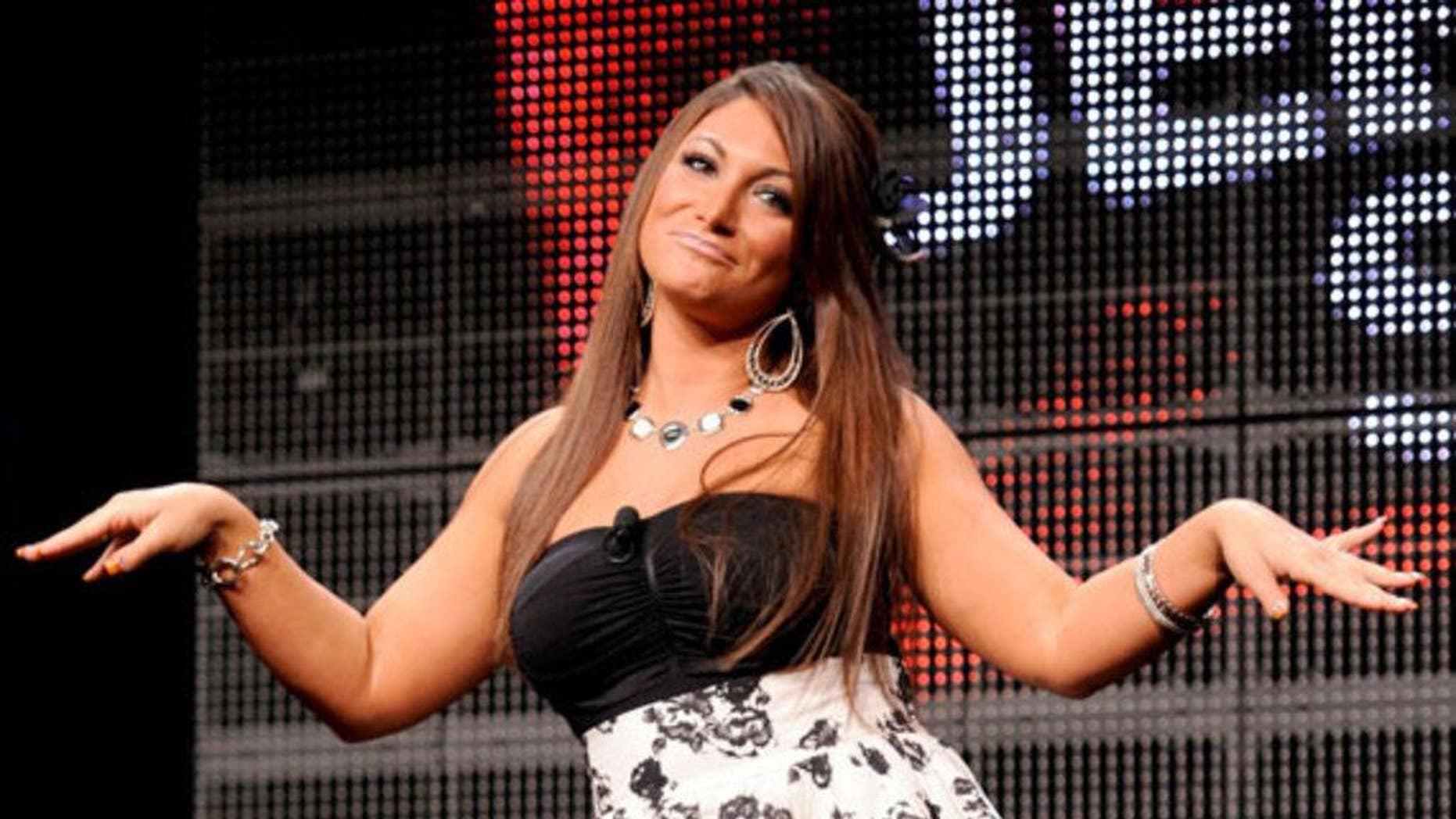 Deena from 'Jersey Shore.' (MTV)