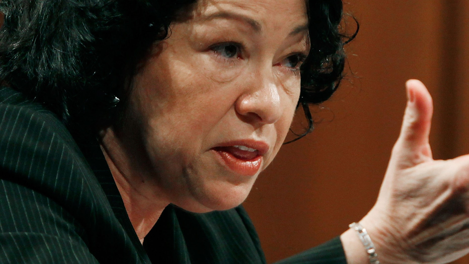 from Titan sonia sotomayor gay issues