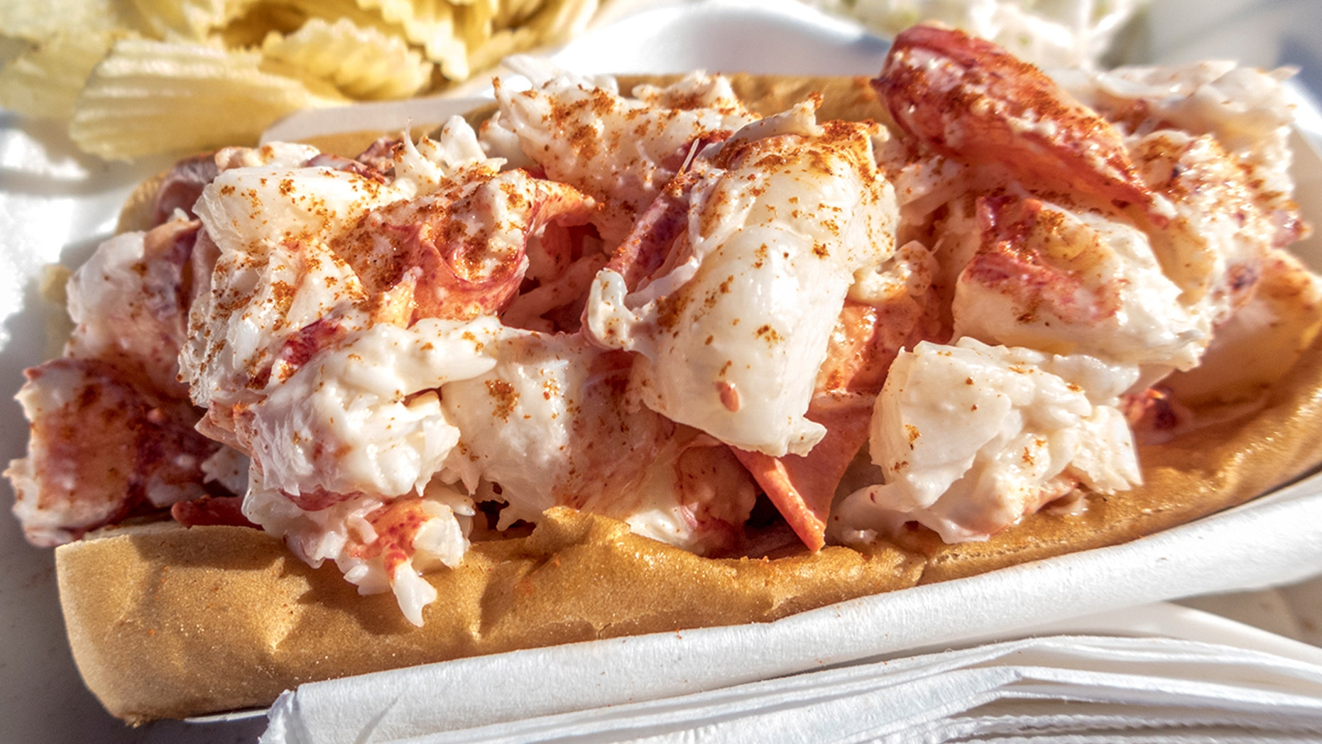 A lobster shortage is driving prices up, with lobster rolls costing as much as $49 at some restaurants.