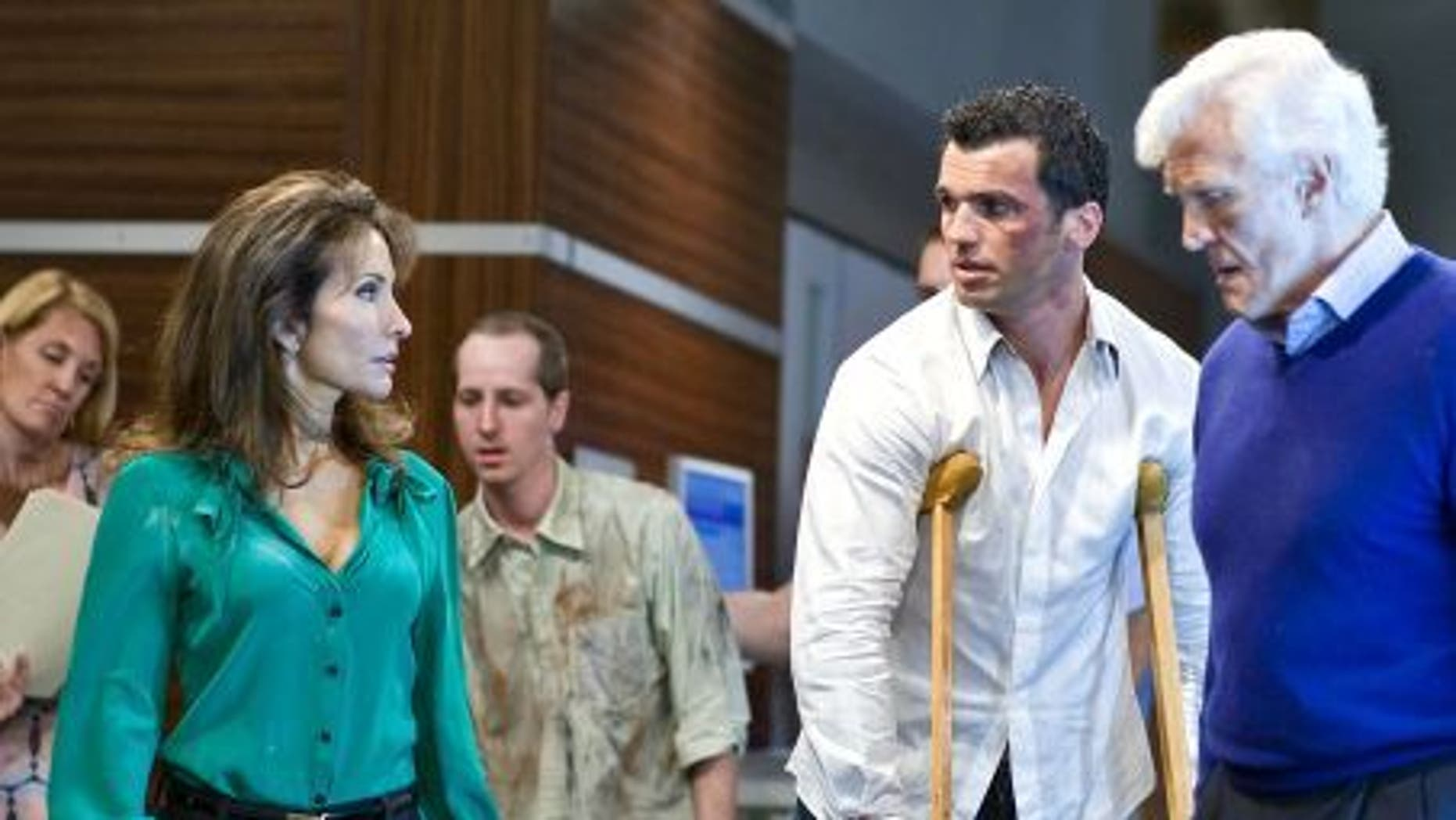Lucci in an episode of 'All My Children.' (ABC)